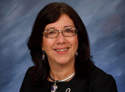 Kathy Regan-Pyne, Corresponding Secretary
