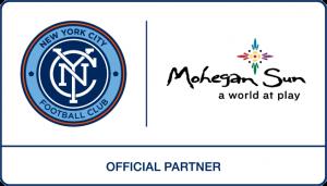 NYCFC & Mohegan Sun Partnership