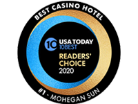 10best usa today readers' choice logo